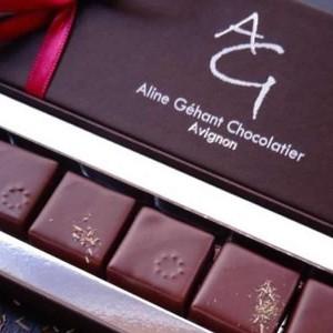 ALINE GEHANT CHOCOLATIER / ATELIER CHOCOLAT